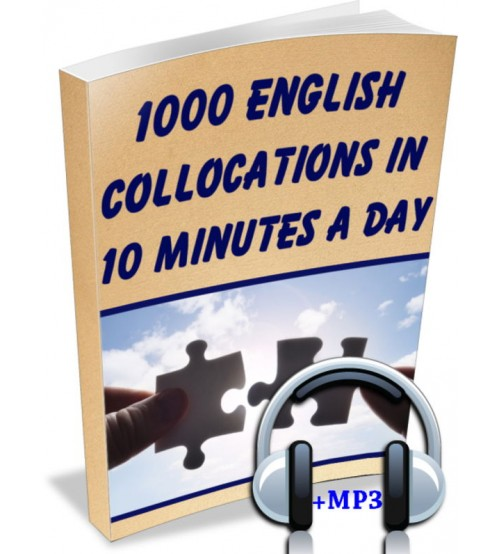 1000 Collocations in 10 Minutes a Day (Download Full ebook+audio) 1