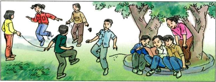 Luyện từ và câu: Vị ngữ trong câu kể Ai làm gì? (SGK Tiếng Việt 4 tập 1-trang 171) 1
