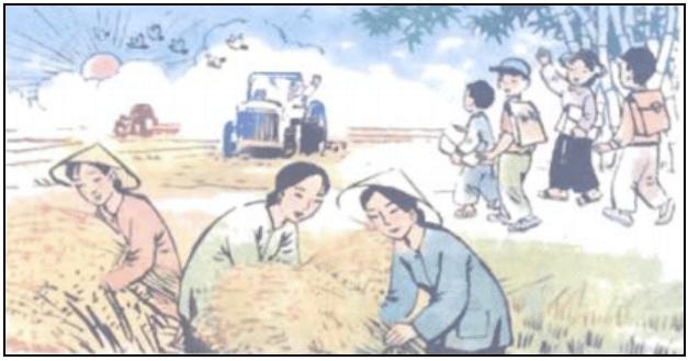 Luyện từ và câu: Chủ ngữ trong câu kể Ai làm gì? (trang 6 SGK Tiếng Việt 4 tập 2) 1
