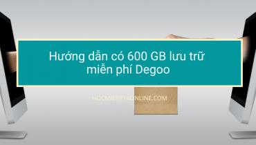 degoo là gì?