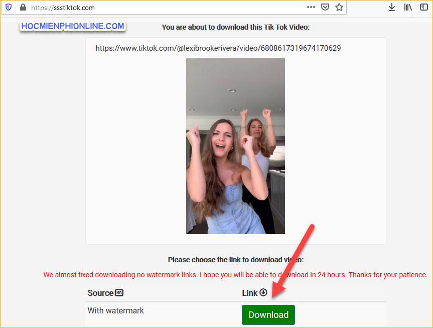 ownload video tiktok ssstiktok.
