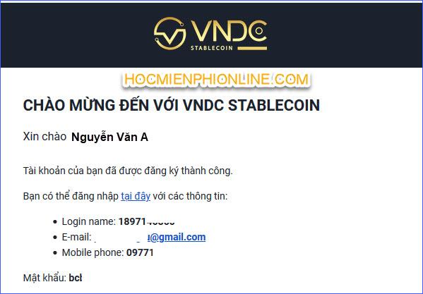 Đánh giá dự án kiếm tiền VNDC không cần bỏ vốn 1