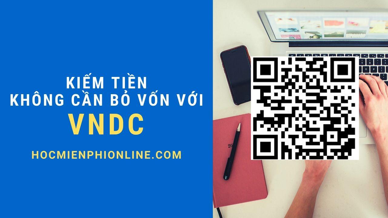dự án kiếm tiền VNDC