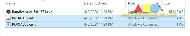 Cài đặt phần mềm bandicam bước 6